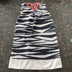 🦓Gymboree🦓Girls Zebra Stripped Dress